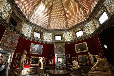 גלריית האופיצי בפירנצה