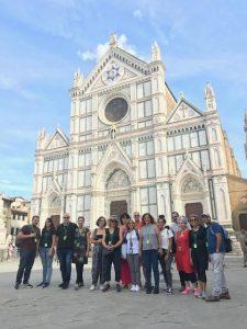 סיור בפירנצה קבוצה