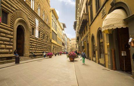 קניות בפירנצה